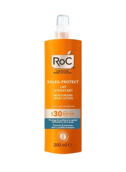 Roc Soleil Protect Spray Lotion Spf30 200 Ml Renksiz